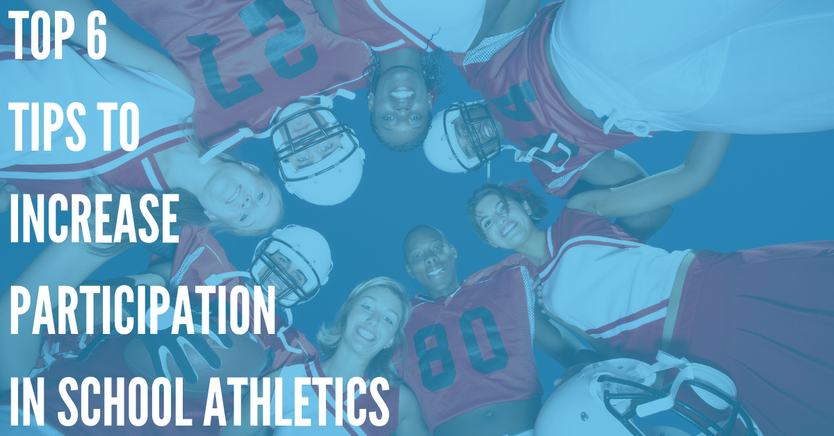 How to Increase Participation in Athletics at Your School
