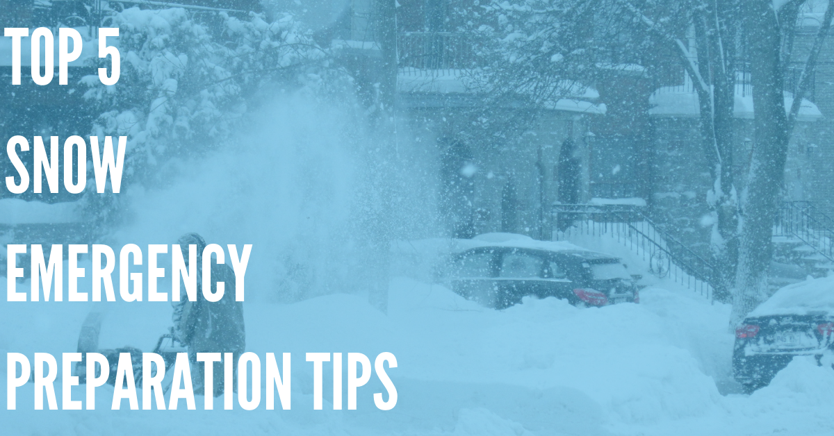 Preparing for Snow Emergencies in Your City: Be Ready for the Winter