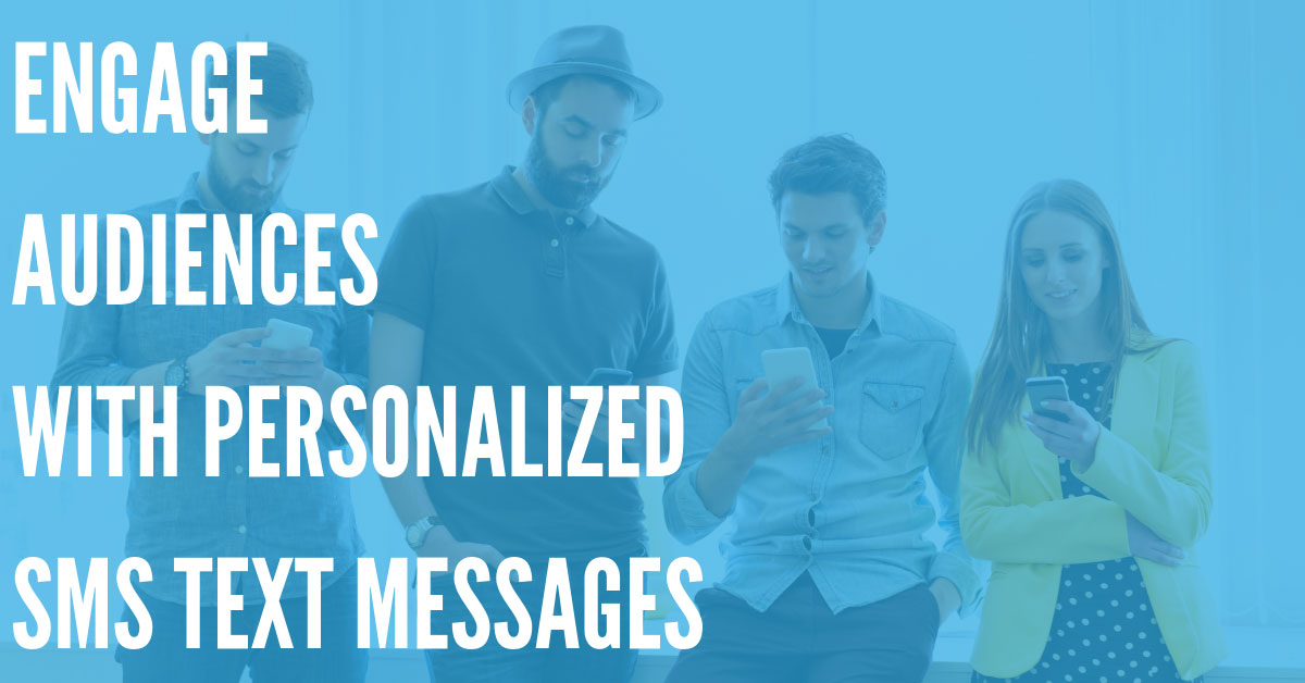 No One Really Wants an Auto Reply: Tips for SMS Personalization